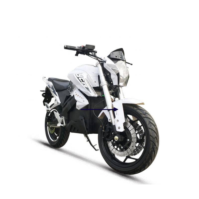 Электрический внедорожный мотоцикл Hanbird Ne